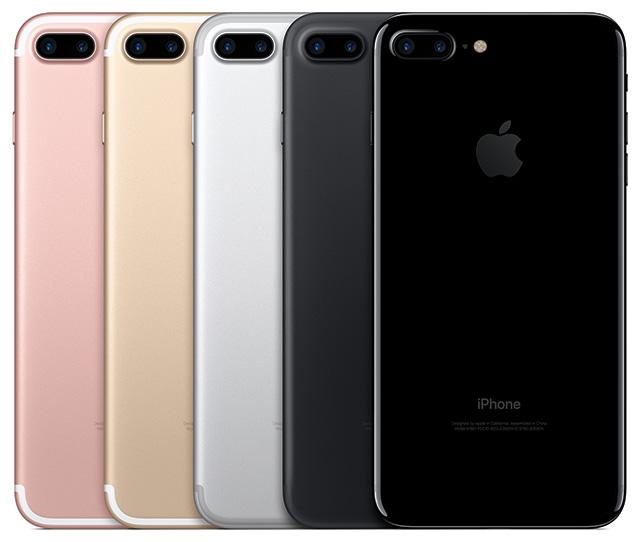 iPhone 7plus「デュアルカメラシステム」はどんな写真が撮影できるの?