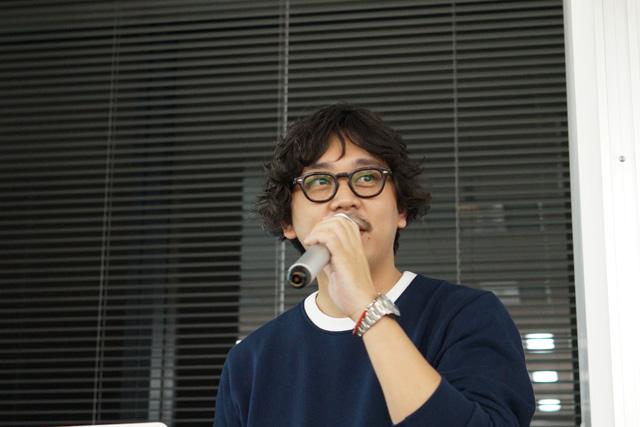 株式会社サイバーエージェント UIUX Lab代表/株式会社グレンジ 取締役CCO 鷲山 優作氏