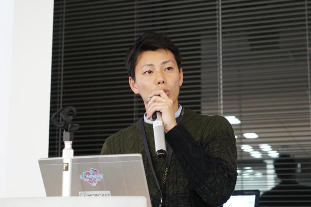 株式会社モブキャスト D3企画部 部長 坂本 康朗氏