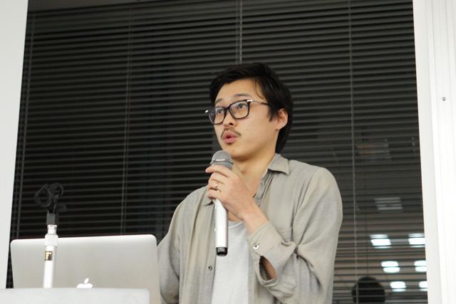 株式会社DeNA Games Tokyo デザイン部 部長 / クリエイティブディレクター 楠 薫太郎氏