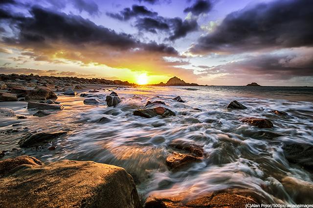 イギリス海峡ジャージー