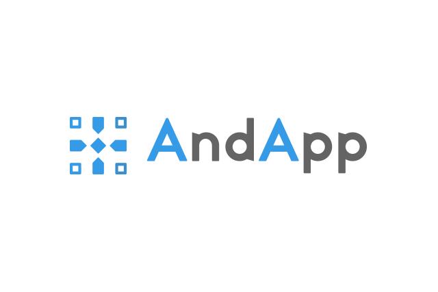 AndAppロゴ