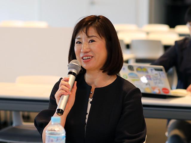 田中里沙さん
