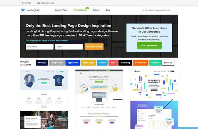 更新されてるサイトのみ厳選 webデザインの参考サイト10選 portfolio