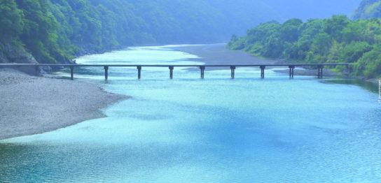 日本の三大清流