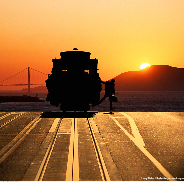 世界の鉄道風景