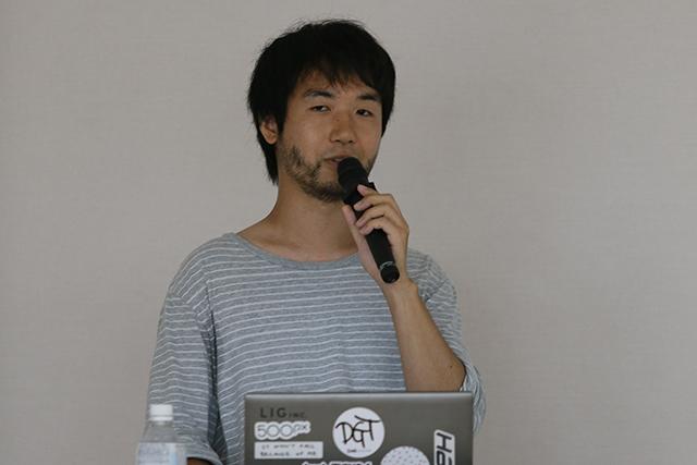 吉竹 遼(Ryo Yoshitake)