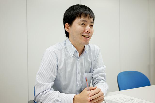 総合印刷サービスを担当する日本郵便株式会社 物販ビジネス部 中田翔大 さん