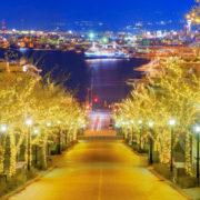 デートや家族旅行で一度は行ってみたい!日本のイルミネーション特集【5選】